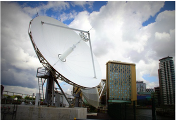 Live Broadcast Feeds At New UK Teleport
