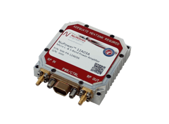 NuPower™ Micro L & S Band Power Amplifier: NW-PA-12A03A