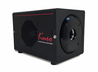 New KURO™ 2048B: 4 Megapixel, Back-illuminated, Scientific CMOS Camera from Princeton Instruments