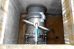 Pure Oxygen Injection Into A Pipeline