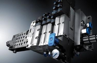 valve terminal maunfcturing process automation