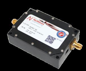 High Intercept Low Noise Amplifier: HILNA™ LS