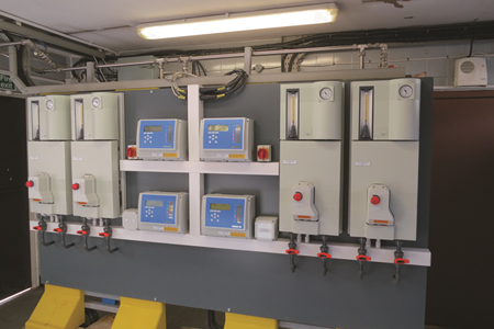 Wallace Tiernan Chlorine Gas Feed Systems