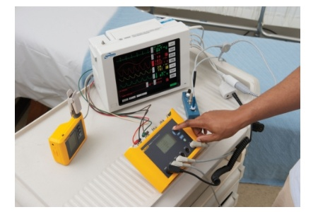 Fluke Biomedical Launches Portable Feature-Rich ProSim 3 And 2 Vital