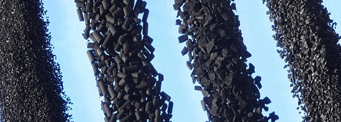 Granular Activated Carbon (GAC)