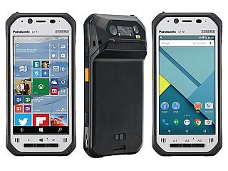 Panasonic Expands Rugged Handheld Tablet Market with Two ...