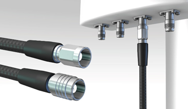 Miniature Coaxial Connectors: NEX10™