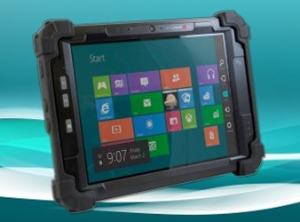 Backplane Systems Technology Releases Ruggon S Pm 522 10 4 In Rugged Tablet Pc With Intel Atom Bay Trail Processor