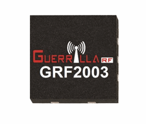 0.2 – 10.0 GHz Broadband Gain Block: GRF2003