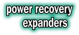 Power Recovery Expanders