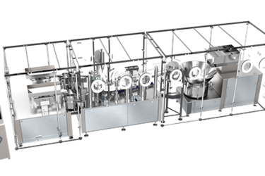 Pharmaceutical Sterile Filling Systems For Eye Drops And Ophthalmic Products