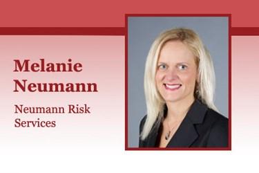 Melanie Neumann, J.D., M.S., Neumann Risk Services