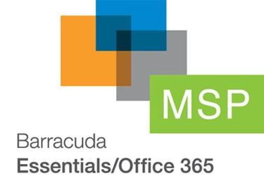 Barracuda Essentials for Office 365 - MSP