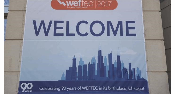 10 Water-Tech Winners From WEFTEC 2017