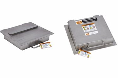 Plate Magnets for Food Manufacturing