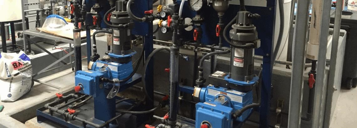 Encore® Chemical Metering Pumps