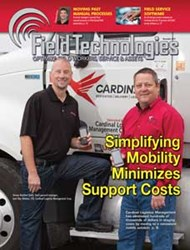 November 2015 Field Technologies Magazine