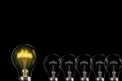 Problem Solution Light Bulb