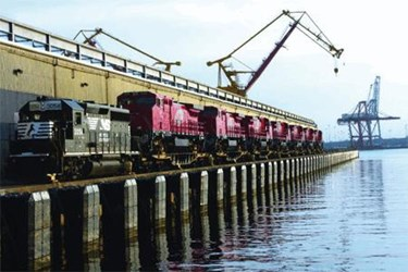 ETS-UV™ Project Profile Norfolk Southern Reuse For Dust Suppression