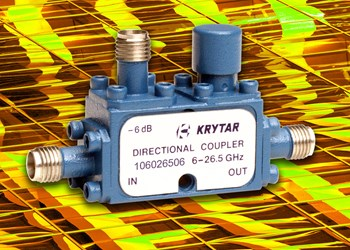 6 to 26.5 Directional Coupler: 106026506