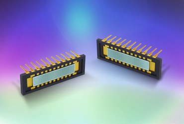 20-Element Photodiode for Electron Detection and Bolometry
