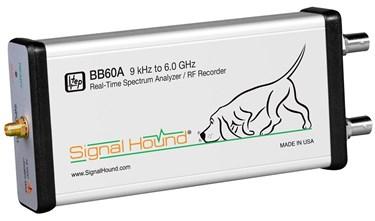 Spectrum Analyzer: BB60A