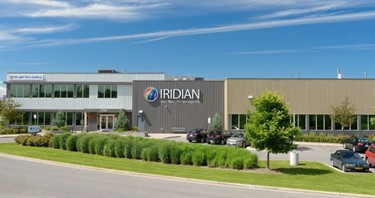 Iridian Spectral Expands With New Coating Systems And Processing Equipment