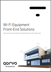 Wi-Fi Equipment Front-End Solutions Brochure