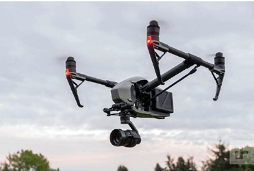 Multispectral Imager With UAV: OCI™-M+