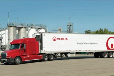 Mobile Water Services: High Recovery Reverse Osmosis Technology