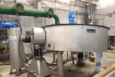 Sludge Thickener Delivers Savings & Improvements