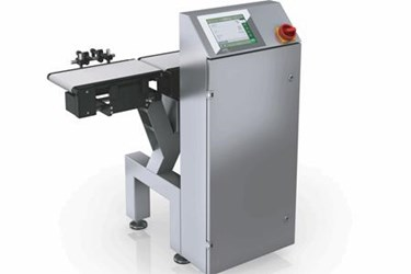 Compact Checkweigher with Data Capture Technology: EC-E