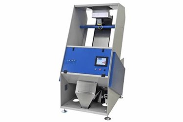ASM Futura: Sorter And Inspection Equipment For Dried Food Applications