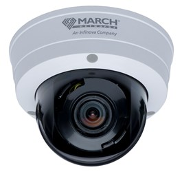MegaPX Indoor Analytics Dome IP Camera