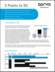5 Points To 5G Brochure