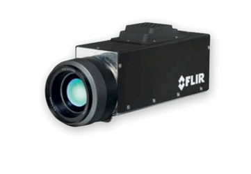 Optical Gas Imaging Camera For Continuous Gas Leak Detection: G300 a