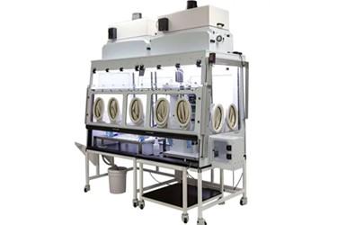 Mini-Spray Dryer Encloser Solution For Pharmaceutical Application