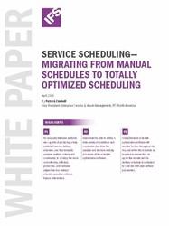 Service Scheduling