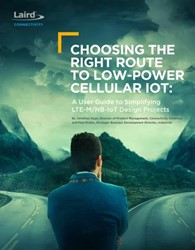 Choosing The Right Route To Low-Power Cellular IoT