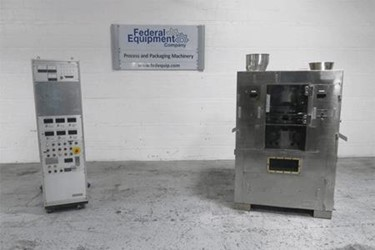 Used Kikusui Gemini 855 KACX Tablet Press, 45 Station