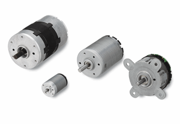 Motion Control Products: Brushless Motors