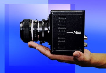 Compact HD High Speed 4-Megapixel Camera - FASTCAM Mini WX 100