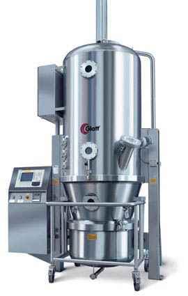 Batch Fluid Bed Granulators Amp Dryers