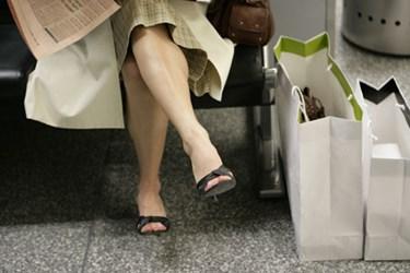 Airport In-terminal Retail Shopping