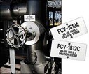 Control Valve Safety Signs
