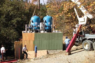 Full-Scale Installation Report For Z-92® Uranium Removal - Bass Lake Water Company – Bass Lake, CA