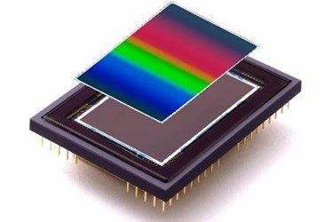 Linear Variable VIS NIR Bandpass Filters for Hyperspectral Imaging
