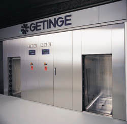 Getinge Ge Steam Sterilizers Autoclaves