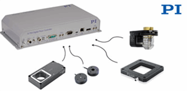 E-754 Nanopositioning Controller For Piezo Stages Provides Higher Resolution
