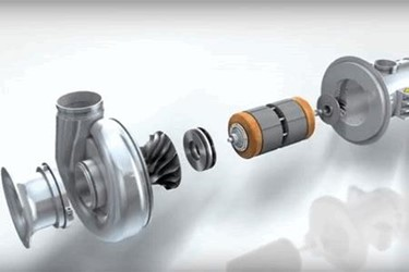 Air Bearing Advantages In High-Speed Turbo Blowers